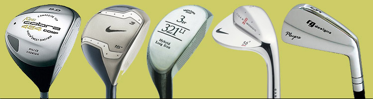 Golf Club Specifications